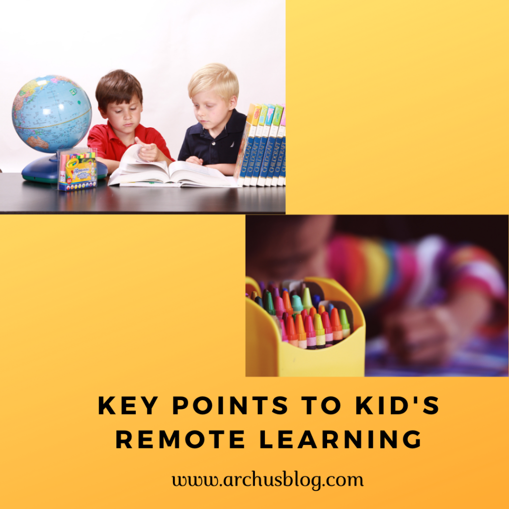 kids remote learing